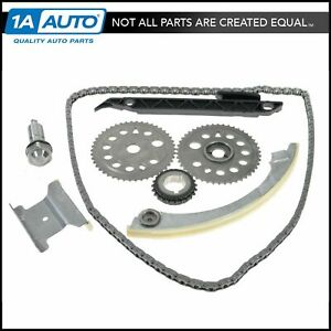 Complete Timing Chain Kit Set For Chevy Pontiac Olds Saturn 2 0l 2 2l