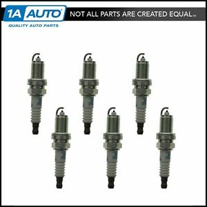 Ngk 4363 Pzfr5f11 Laser Platinum Spark Plugs Set Of 6 For Accord Acura Mazda