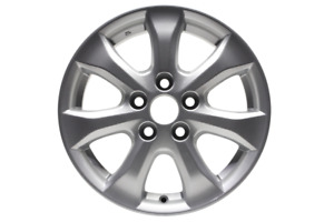New 16 X 6 5 Silver Replacement Wheel Rim For 2007 2013 Toyota Camry