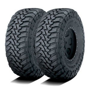 2 New Toyo Open Country M T Lt 255 75r17 111 108q C 6 Ply Mt Mud Tires