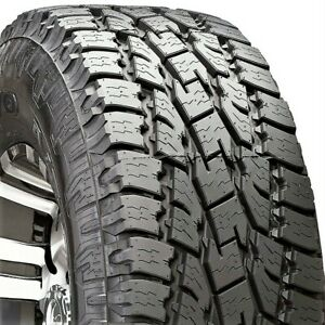 4 Toyo Open Country A T Ii 275 55r20 117t At All Terrain Tires