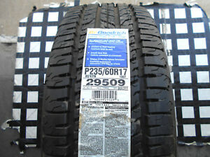 1 Never Used Tire 235 60 17 Bfgoodrich Long Trail T A Tour P235 60r17 Sl Black