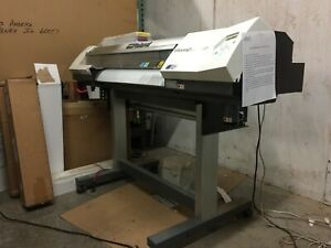 Roland Vp 300i 30 Printer cutter Combo 1 Owner Very Well Maintained