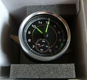 Porsche 2010 16 Panamera Turbo Gt S Dash Clock Watch Oem Part 97064131505dap