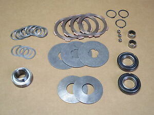 Pto Clutch Major Repair Kit For Ih International 154 Cub Lo boy 185