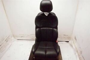Black Passngr Fr Leather Bucket Seat Electric Fits 17 18 Lincoln Continental Oem