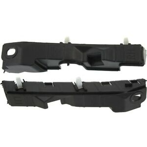 Bumper Bracket For 2011 2015 Hyundai Sonata Set Of 2 Front Left Right Side