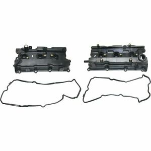 Valve Cover Set W Gaskets Fits 02 09 Nissan Altima Maxima Murano Quest I35 3 5l