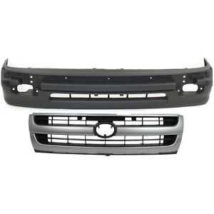 Bumper Cover Kit For 98 00 Tacoma Rwd 2wd Models With Cover Trim
