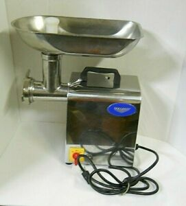 Vollrath 40743 12 Meat Grinder 1 Hp 110v Commercial Meat Processing Table Top