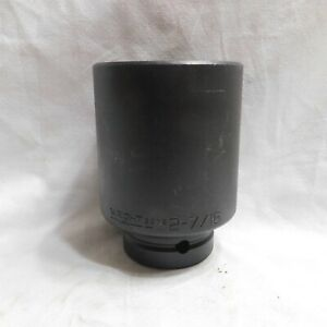 Wright 1 Drive 2 7 16 Impact Socket 8978 Made In The Usa