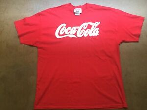 Reclaimed Vintage Coca Cola T Shirt Size Large