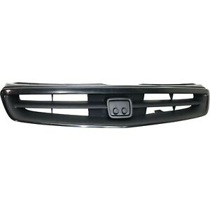 Grille For 99 2000 Honda Civic Paint To Match Plastic
