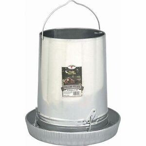 Little Giant Hanging Feeder W pan For Poultry