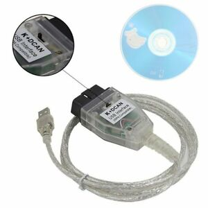 For Bmw Inpa K Dcan With Usb Interface Switch Diagnostic Obd2 Cable Ft232rq Hw