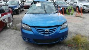 Trunk hatch tailgate Sedan With Spoiler Fits 04 06 Mazda 3 709467