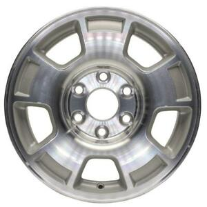 New 17 Replacement Wheel Rim For 07 14 Chevy Suburban Tahoe Avalanche Silverado