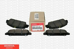 Genuine Honda Oem Front Brake Pad Kit 2013 2017 Accord Non Lx