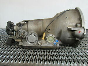 82 Mercedes W126 380sec Transmission Automatic Gearbox 1262704201