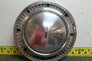 Oem Single 15 Hub Cap Wheel Cover 00413740 1973 Oldsmobile Tornado 1749