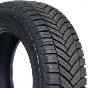 4 New Michelin Agilis Crossclimate 235 65r16 Load E 10 Ply Commercial Tires