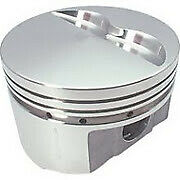 Sportsman Racing Products 138090 Srp Small Block Chevy 350 400 Flat top Pistons