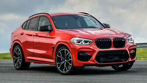 2020 BMW X4 M Competition Auto Car Art Silk Wall Poster 24x36quot; $19.99