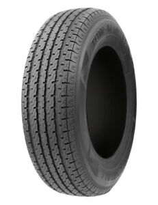 2 New Tow Master Trailer Radial St 215 75r14 Load D 8 Ply Trailer Tires