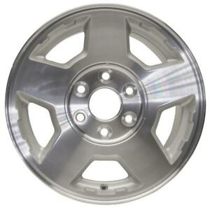 New 17 Replacement Wheel Rim For 04 07 Chevy Avalanche Silverado Suburban Tahoe