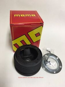 Momo Steering Wheel Hub Adapter For Honda Civic Crx 88 91 us Dealer