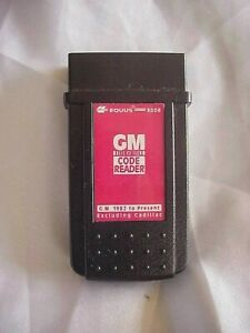 Gm Code Reader Equus 3008 Gm 1982 To Date Manufactured Excluding Cadillac
