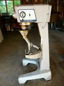 Hobart D300 30 Quart Commercial Mixer For Parts Or Repair 115v Hook In Ohio Oh