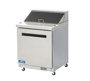 Arctic Air Ast28r Refrigerated Counter Sandwich Salad Unit
