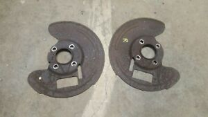 Amc Amx Javelin Bendix Disc Brake Rotor Dust Shields 68 69 70
