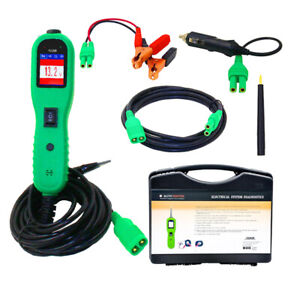 Circuit Tester Power Probe Kit Car Auto Diagnostic Scan Tool W Switch Electric