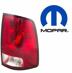 Oem Mopar 55277414af Tail Light Lamp Passenger Side Right Rh For Dodge Ram New