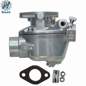8n9510c Hd Carburetor For Ford Tractor 9n 8n 2n Heavy Duty Tsx 241 A B C Tsx33