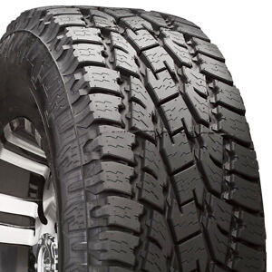 4 New Toyo Open Country A T Ii 215 75r15 100s At All Terrain Tires