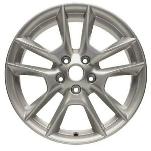 New 18 Replacement Wheel Rim For 2009 2010 2011 2012 2013 2014 Nissan Maxima