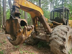 Used Skidder | MCS Industrial Solutions and Online Business