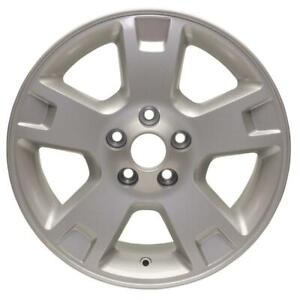 New 17 Silver Replacement Wheel Rim 2002 2005 Ford Explorer Mercury Mountaineer