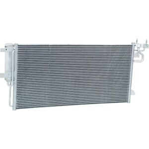 Ac Condenser For 2015 2018 Lincoln Mkc Aluminum Parallel Flow Oe Replacement