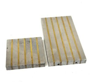 2x Precision Magnetic Transfer Parallel Block 6 1 2x3 1 2 3 1 2x3 1 2 5 8
