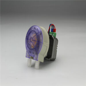 2 Rollers Low Cost Peristaltic Pump Mini Self priming Pump Small Flow