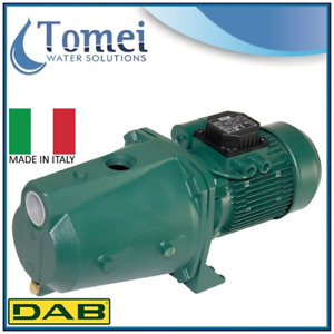 2hp Jet Pump Electric Water Deep Well Shallow Pressure Booster Dab 200 Cast Iron