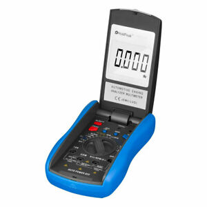 Digital Automotive Multimeter Automative Enging Analyzer Hp 6300a