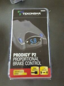 Tekonsha Prodigy P2 Electronic Trailer Brake Control 90885 Brand New In Package