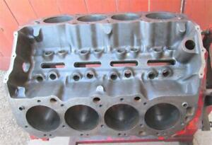 1969 Big Block Chevy 427 Engine Block 3963512 Camaro Chevelle Corvette Real Deal