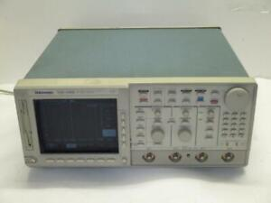 Tektronix Tds540b Digital 500mhz 2gsa s 4 Channel Stand Alone Oscilloscope