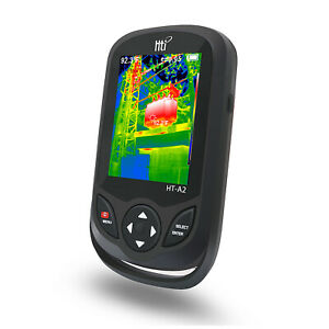 Ht a2 Infrared Thermal Imager visible Light Camera ir Resolution 320x240 Pixels